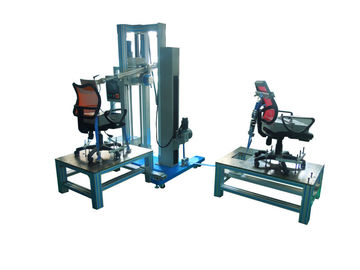 Cina Electric Universal Test Machine , Chairs Comprehensive Testing Equipment BIFMA X 5.1-2011 pemasok