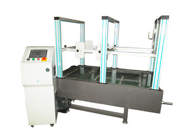 Cina Durable Suitcase Tester , QB/T 2920-2007 Leather Suitcase Fatigue Testing Machine pemasok