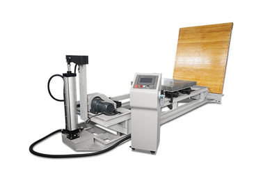 Simulated Package Testing Equipment , Packaging Incline Impact Strength Tester