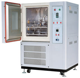Cina Stainless Steel Rubber Testing Machine , Vertical Freezing Leather Flexing Testing Equipment pemasok