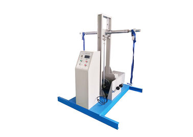 Cina Eccentric Wheel Suitcase Tester , Luggage Handle Lifting Fatigue Testing Equipment pemasok