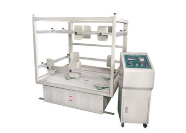 Cina 5.3 HP Power Kapasitas Digital Paket Testing Equipment, Electronic Carton Transportasi Vibration Tester pemasok
