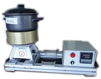 Cina Aluminum Block With Heater And Thermo Controller For Cookware Tesing pemasok