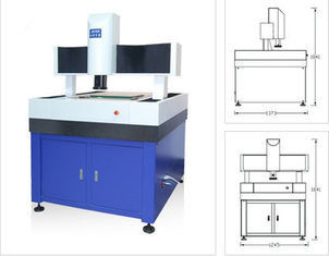 Cina Large Video USB Optical Measuring Instruments With 3-Axis CNC Driven Motor Distributor