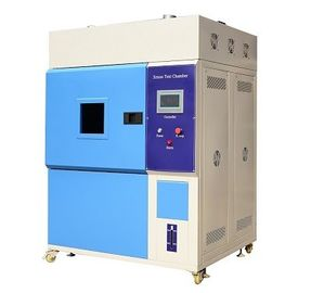 Cina Programmable Xenon Accelerated Weathering Tester dengan PLC Touch Screen Controller Distributor