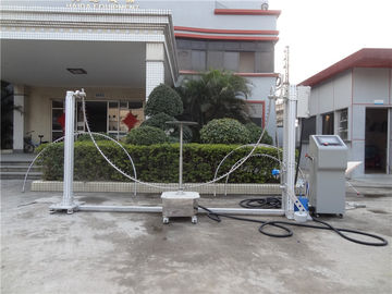 Cina Air Bukti Programmable Environmental Test Chambers Dengan SUS # 304 Stainless Steel pabrik